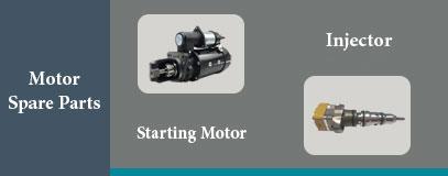 motor spare parts