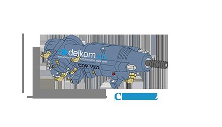 Rock Drill COP 1532