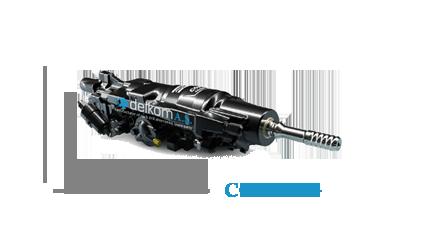 Rock Drill COP 1640+