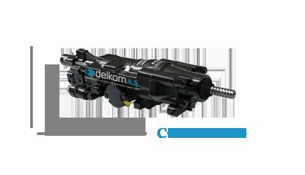 Rock Drill COP 1838HD+