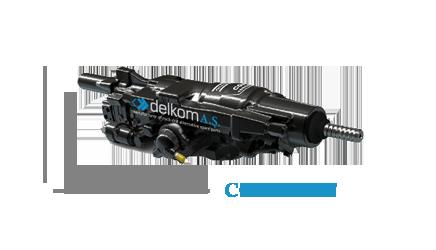 Rock Drill COP 1838HF