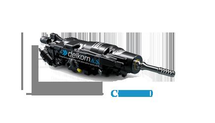 Rock Drill COP 1240