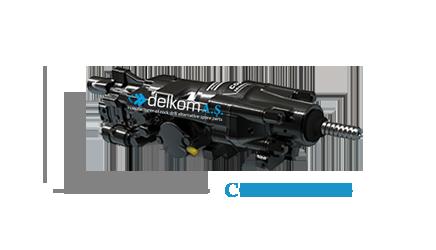 Rock Drill COP 1638HD+