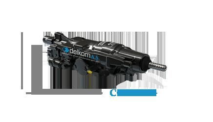 Rock Drill COP 1838+