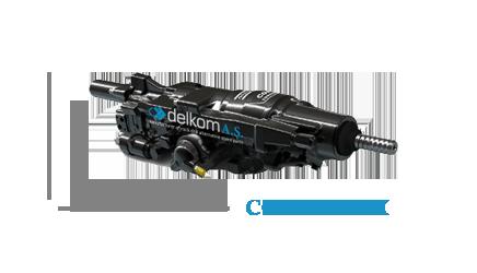 Rock Drill COP 1838MEX