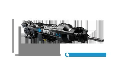 Rock Drill COP 1838MUX+
