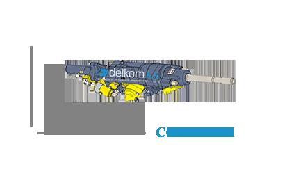 Rock Drill COP 2160EX