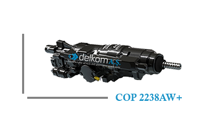 Rock Drill COP 2238AW+