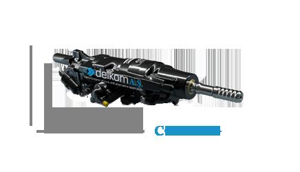 Rock Drill COP 2540+