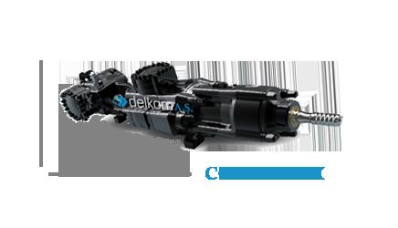 Rock Drill COP 4050MEX