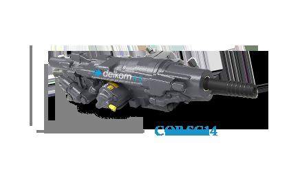 Rock Drill COP SC14