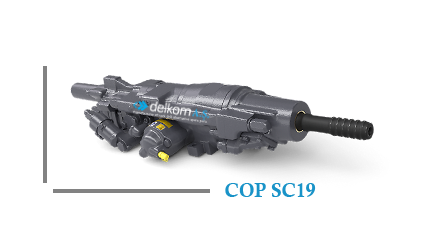 Rock Drill COP SC19