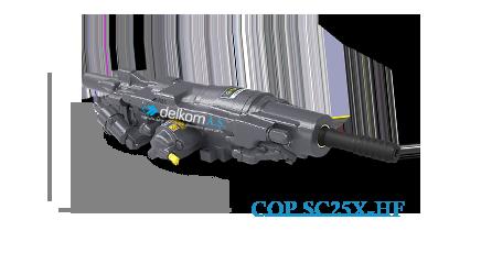 Rock Drill COP SC25-HF