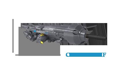 Rock Drill COP SC25X-HF