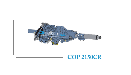Rock Drill COP 2150CR