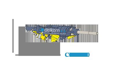 Rock Drill COP 2160