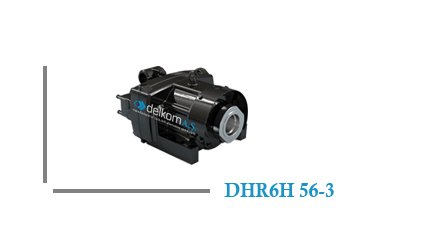 Rotation Units DHR6H 56-3