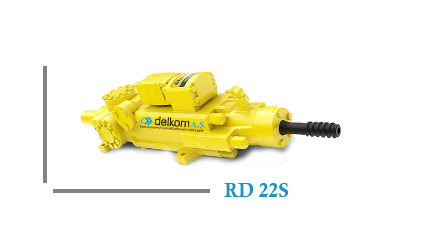 Rock Drill RD 22S