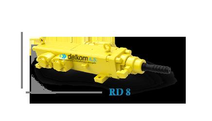 Rock Drill RD 8