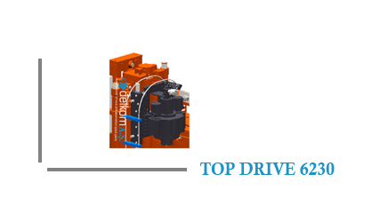 TOP DRIVE 6230