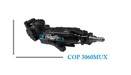 Rock Drill COP 3060MUX